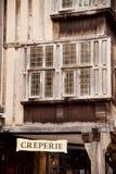 Dinan, Bretaña Foto de archivo