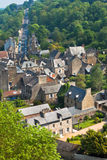 Dinan, Brittany, France Royalty Free Stock Photography