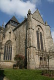 Dinan Cathedral Royalty Free Stock Image