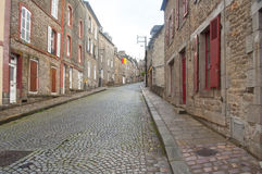 Dinan, France Stock Images