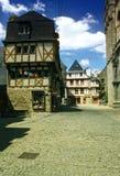 Dinan, Frankrijk Royalty-vrije Stock Foto