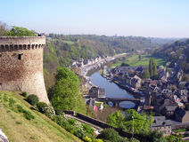 Dinan Royalty Free Stock Photography