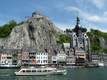 Dinant stock images
