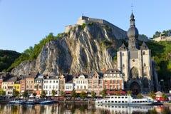 Dinant Belgien Royaltyfria Bilder