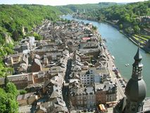 Dinant (Belgium) Royalty Free Stock Images