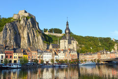 Dinant Belgium Royalty Free Stock Photo