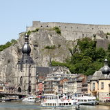 Dinant. Belgium Royalty Free Stock Photos