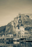Dinant, Belgium Stock Photography