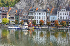 Dinant, Belgium Royalty Free Stock Images