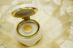 Dinar gold Royalty Free Stock Photos