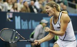 Dinara safina. Russian tennis player Stock Image