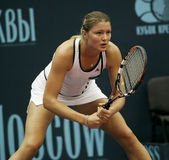 Dinara Safina. Russian tennis player royalty free stock photography