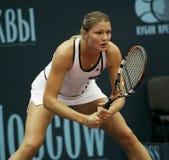 Dinara Safina. Russian tennis player Royalty Free Stock Photography