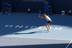 Dinara Safina on the China Open Stock Images