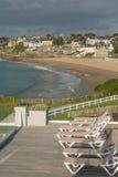 Dinard, la Bretagne Image libre de droits