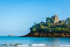 DINARD Royalty Free Stock Photo