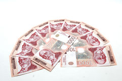 Dinars Royalty Free Stock Images