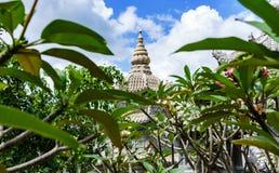 Dinastias antigas do cemitério de Uddhist em Vietname telhado do túmulo Fotos de Stock Royalty Free