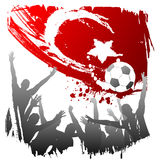 Dinde de coupe du monde Photo stock