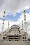 dinde de mosquée de kocatepe d'Ankara image stock
