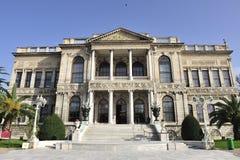 dinde de palais d'Istanbul de dolmabahce photos libres de droits