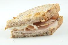 dinde de sandwich photo libre de droits