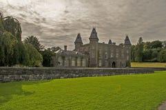 Dinefwr park5 da casa de Newton Imagem de Stock Royalty Free