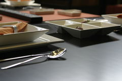 Diner royalty-vrije stock foto