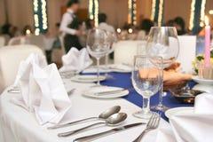 Diner Royalty-vrije Stock Foto's