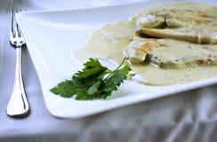 Diner fin Photos stock