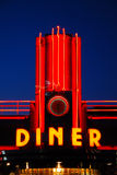 Diner Royalty Free Stock Photos