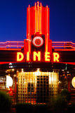 The Diner Stock Image