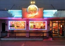 Diner van de Grill Royalty-vrije Stock Foto's