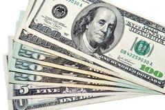 Dinero Imagen de archivo libre de regalías