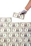 Dinero (2) foto de archivo libre de regalías