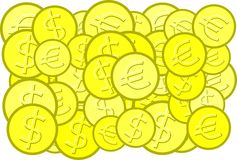 Dinero Libre Illustration