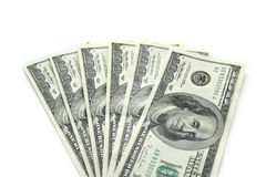 Dinero Foto de archivo libre de regalías