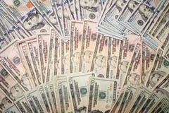 Dinero americano Imagen de archivo libre de regalías