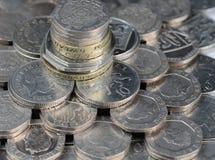 Dinero británico Fotos de archivo