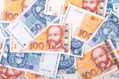 Dinero croata, Kuna fotos de archivo libres de regalías