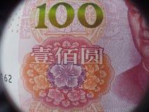 Dinero de China Fotografía de archivo libre de regalías