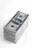 Dinero de dólar americano Foto de archivo libre de regalías