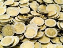 Dinero de Europa Foto de archivo libre de regalías