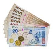 Dinero de Hong-Kong Imagen de archivo libre de regalías