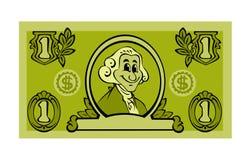 Dinero de juego Imagen de archivo