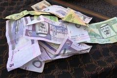 Dinero de la Arabia Saudita Fotografía de archivo libre de regalías