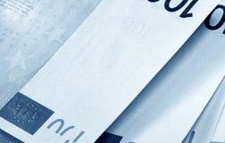Dinero de la unión europea - euro Fotografía de archivo