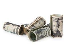 Dinero de los E.E.U.U. Imagen de archivo libre de regalías