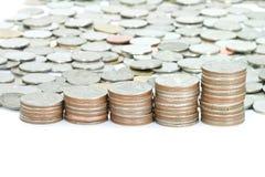Dinero de Tailandia imagen de archivo libre de regalías