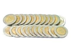 Dinero de Tailandia foto de archivo libre de regalías